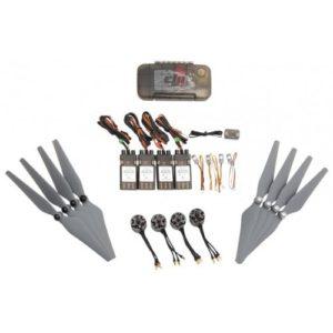 DJI E600 (4xmotor/ESC; 4 pair props; Accessories pack)
