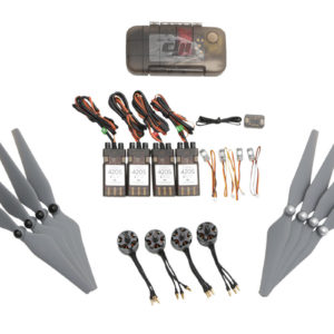 DJI E310 (4*Motor/ESC; 4 pair props; Accessories pack; Updater for ESC)