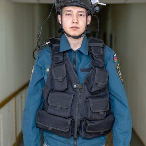 Комплект оператора(шлем+жилет)