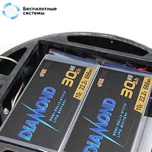 Diamond 6S 30000mAh полутвердая литий-полимерная батарея